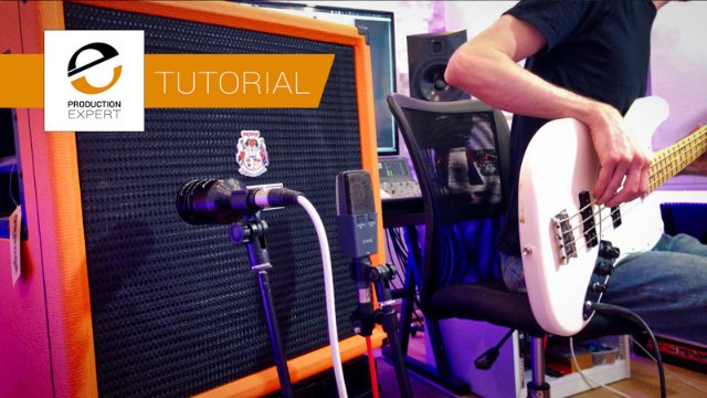 4 Essential Ways You Can Record Fat Sounding Bass Guitar Amps In Your Next Song - Expert Tutorial