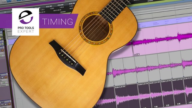 4 Quick Ways To Fix Out Of Time Guitar Tracks In Pro Tools - Expert Tutorial
