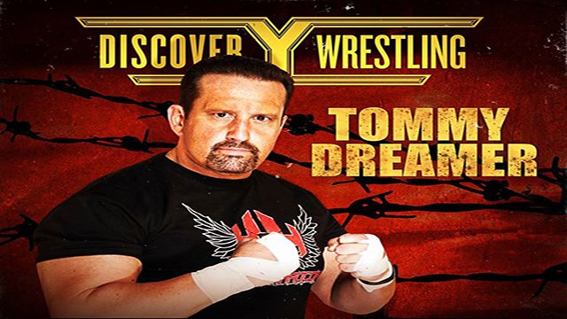 Discovery Wrestling - Featuring Tommy Dreamer