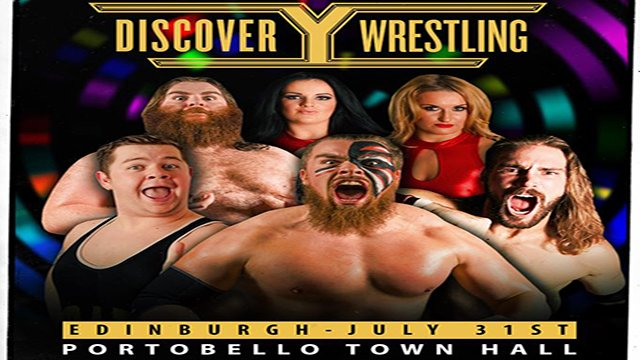 Discovery Wrestling - July 31st 2015 - Featuring Chris Hero