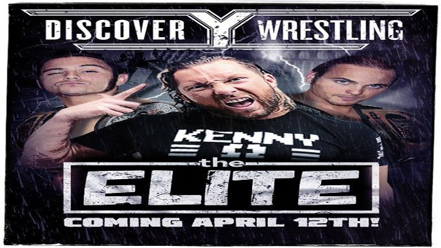 Discovery Wrestling - The Elite - April 2017