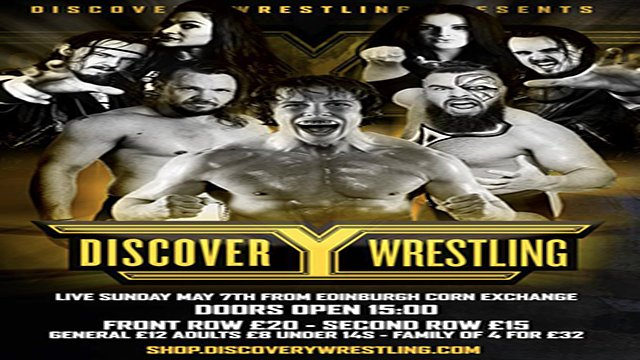 Discovery Wrestling - May 2017