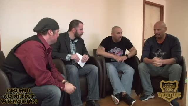 Fighting Words with The Headbangers