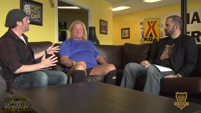 Fighting Words with Greg Valentine