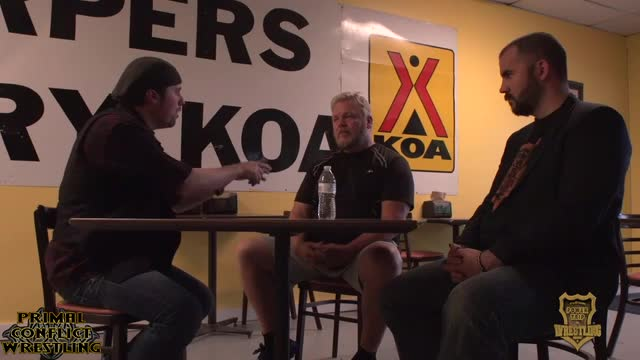 Fighting Words with Shane Douglas