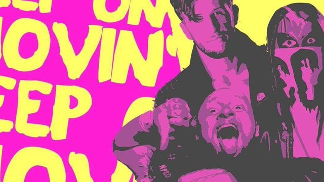 GOOD Wrestling #5 : Keep On Movin' (16/09/2017)