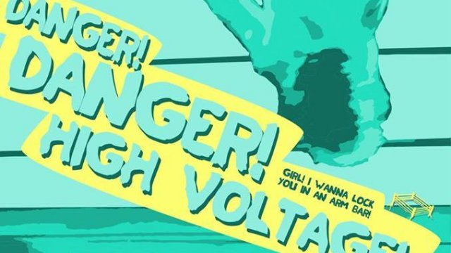 GOOD Wrestling #6 : Danger! Danger! High Voltage! (20/01/2018)