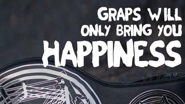 GOOD Wrestling #13 : Graps Will Only Bring You Happiness (16/03/2019)