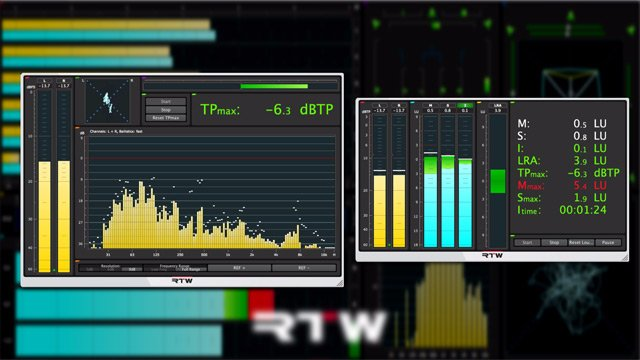 Understanding RTW Loudness Tools And Mastering Tools