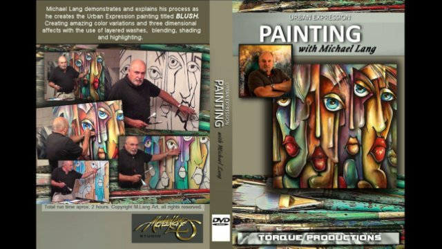 Urban Expression PAINTING with Michael Lang