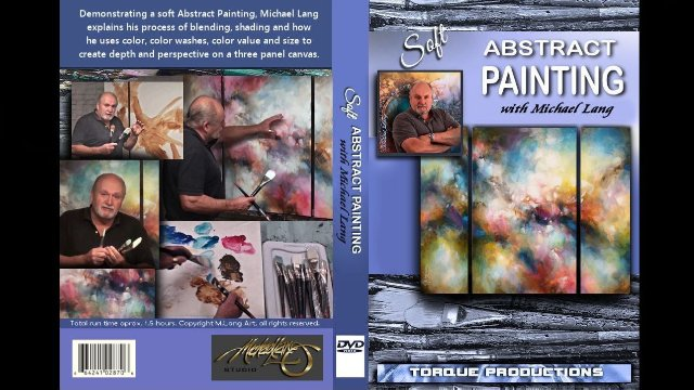 Painting DVD Soft Abstract with Michael Lang
