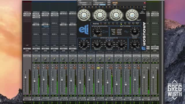 Mixing a Reggae Track Pt. 1