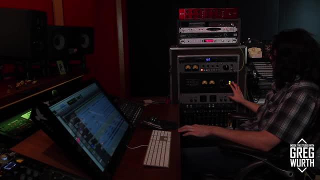 Mixing w/ The Oracle Summing Mixer & Vertigo Sound VSE 2 EQ