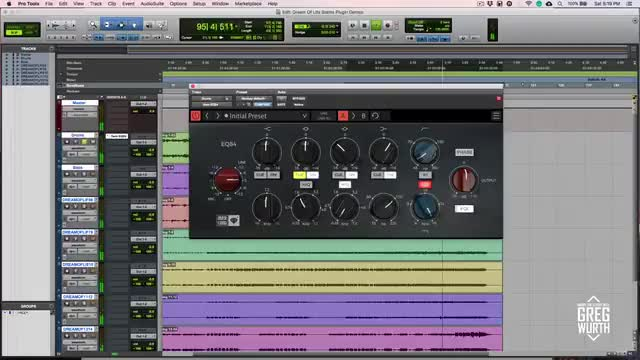 Overloud EQ84 Demo