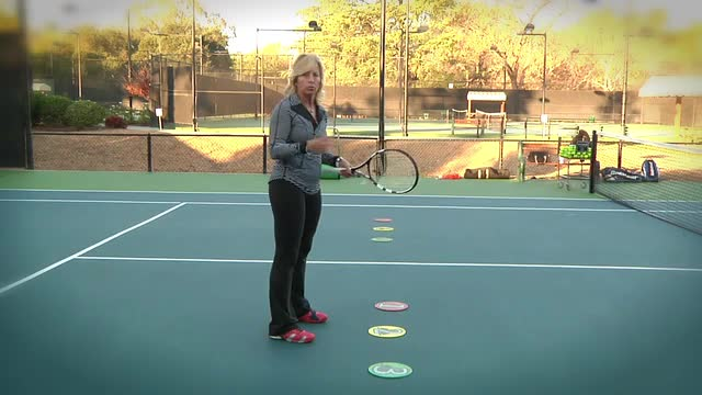 Mary Pat's Force of 3---Perfect Doubles Position, Dots 1-2-3...Game On