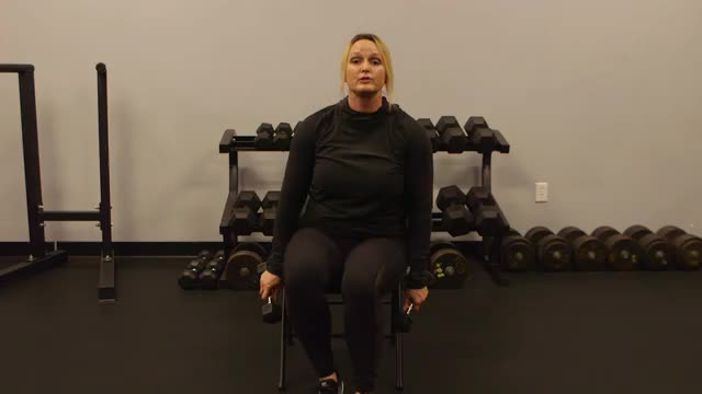 TST Virtual Trainer  with Kelly - Workout 03