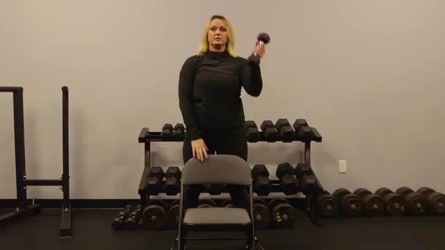 TST Virtual Trainer  with Kelly - Workout 02