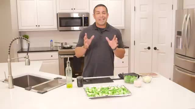 TST20 Kitchen - Brussel Sprout Recipes