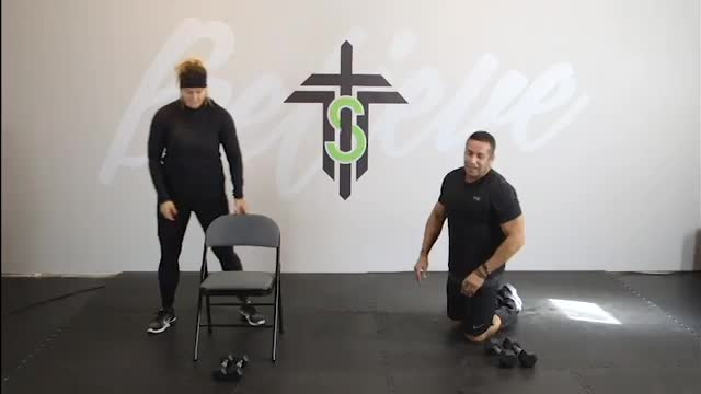 Cardio and Weights 07- Chest and Triceps