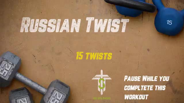 TST Virtual Trainer  with Kelly - Workout 08