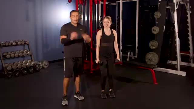 TST Virtual Trainer with Javier - Workout 2