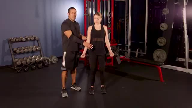 TST Virtual Trainer with Javier - Workout 3