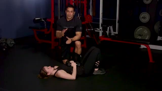 TST Virtual Trainer with Javier - Workout 9
