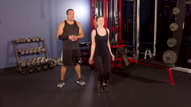 TST Virtual Trainer with Javier - Workout 4