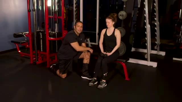 TST Virtual Trainer with Javier - Workout 18