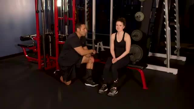 TST Virtual Trainer with Javier- Workout 16