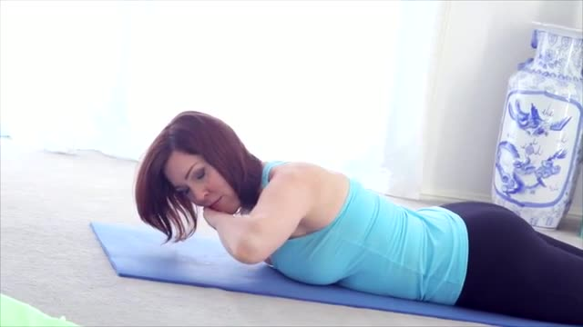 Sandra's Blissful Movements