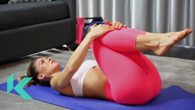 Lacey's Strengthen and Sculpt - Abdominals 1