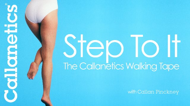Callanetics - Step To It (Audio Program)