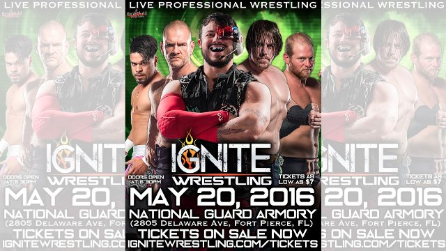 IGNITE Live May 20th