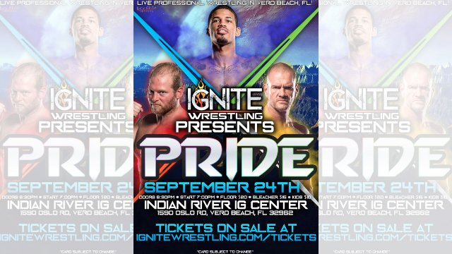 IGNITE Wrestling Presents Pride