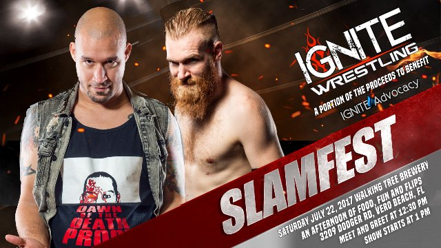 IGNITE Wrestling Presents Slamfest