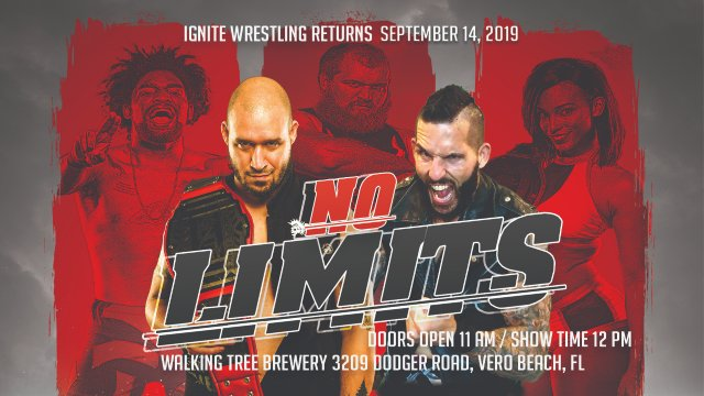 IGNITE Wrestling Presents No Limits