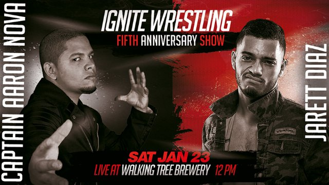 IGNITE Wrestling Fifth Anniversary Show Episode One