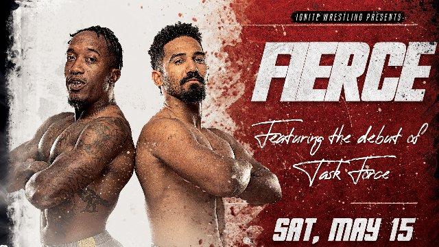 IGNITE Wrestling Presents Fierce: Four Way Tag Team Championship Match