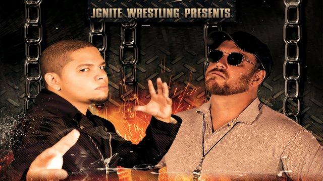 IGNITE Wrestling Unleashed:  Aaron Nova vs Coach Jim Teecher