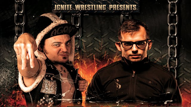 IGNITE Wrestling Unleashed:  Aron Agony vs Sage Philips
