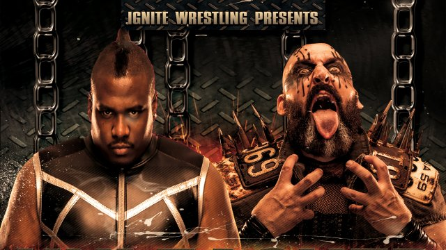 IGNITE Wrestling Unleashed: Mr Grim vs Leon Ravage