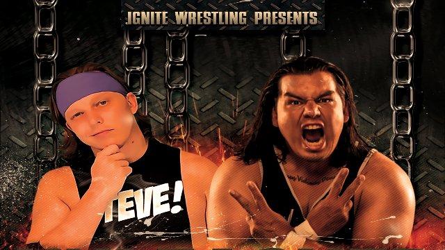 IGNITE Wrestling Unleashed:  Steve Beck vs Victor Vences