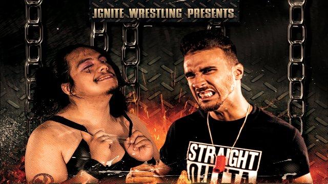 IGNITE Wrestling Unleashed: Wheezy T vs Princess Deathwish