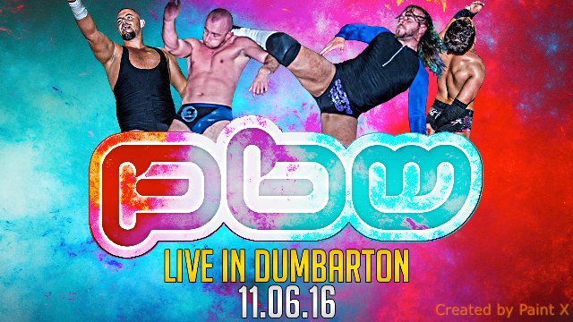 PBW LIVE IN DUMBARTON: 11.06.16