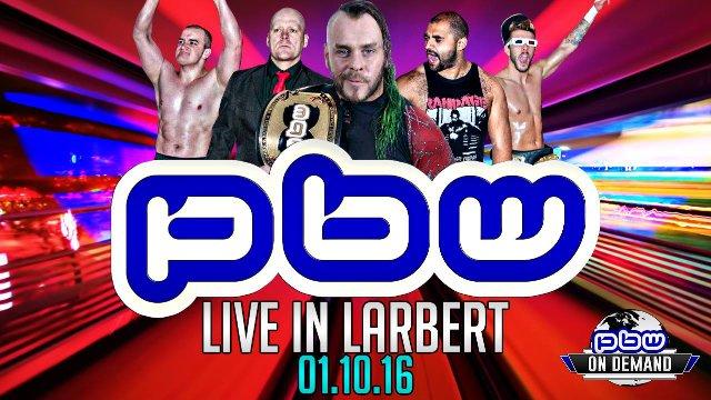 PBW LIVE IN LARBERT 01.10.16