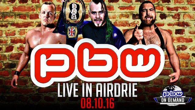 PBW LIVE IN AIRDRIE 08.10.16
