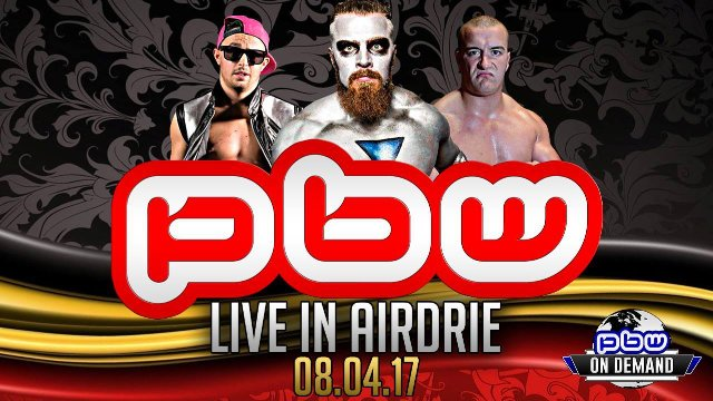 PBW LIVE IN AIRDRIE 08.04.17