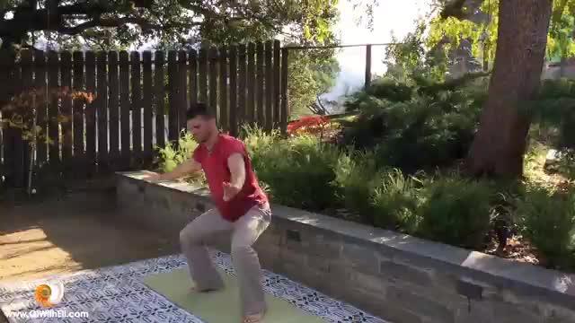 Qi Breaks™ - Qi Gong for Healthy Knees
