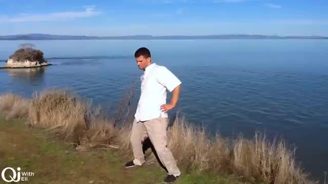 Qi Breaks - Hip Rotation